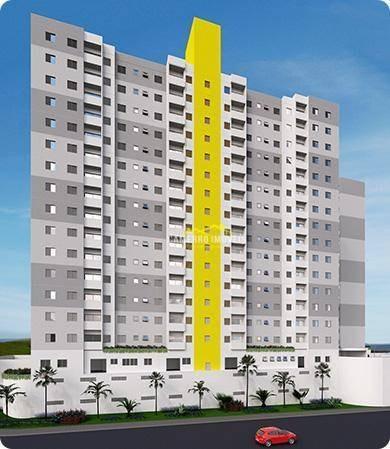 apartamento com 3 dormitórios à venda, 59 m² por r$ 27.000,00 - vila santa catarina - americana/sp - ap0592