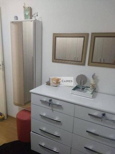 apartamento com 3 dormitórios à venda, 59 m² por r$ 328.000 - ap5393