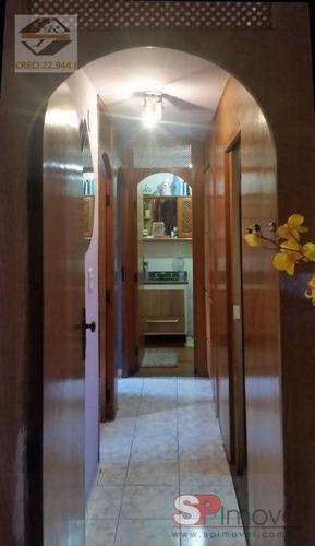 apartamento com 3 dormitórios à venda, 60 m² por r$ 245.000 - jardim julieta - são paulo/sp - ap3556