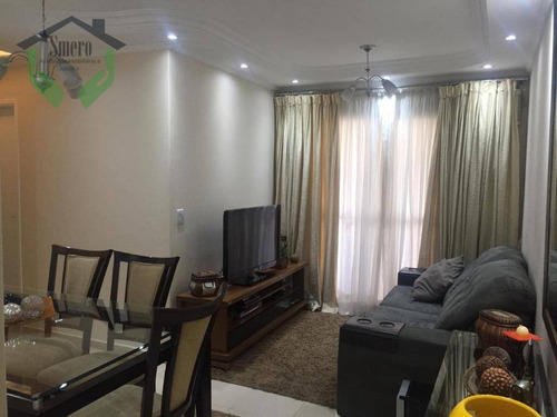 apartamento com 3 dormitórios à venda, 62 m² por r$ 380.000 - jaguaré - são paulo/sp - ap2964