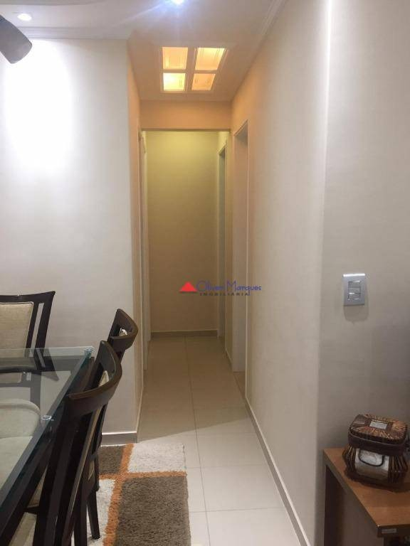 apartamento com 3 dormitórios à venda, 62 m² por r$ 385.000,00 - jaguaré - são paulo/sp - ap6777