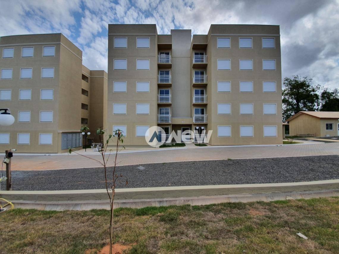 apartamento com 3 dormitórios à venda, 63 m² por r$ 190.000,00 - canudos - novo hamburgo/rs - ap1847