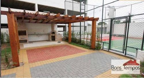 apartamento com 3 dormitórios à venda, 63 m² por r$ 345.000 - tatuapé - são paulo/sp - ap3993