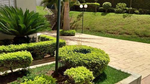 apartamento com 3 dormitórios à venda, 64 m² por r$ 265.000 - picanco - guarulhos/sp - ap14424