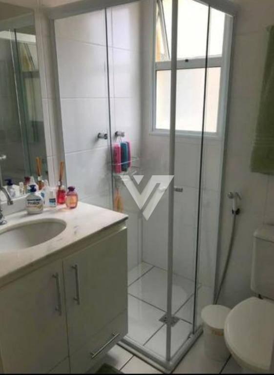 apartamento com 3 dormitórios à venda, 64 m² por r$ 298.000,00 - condomínio upper life campolim - sorocaba/sp - ap1525