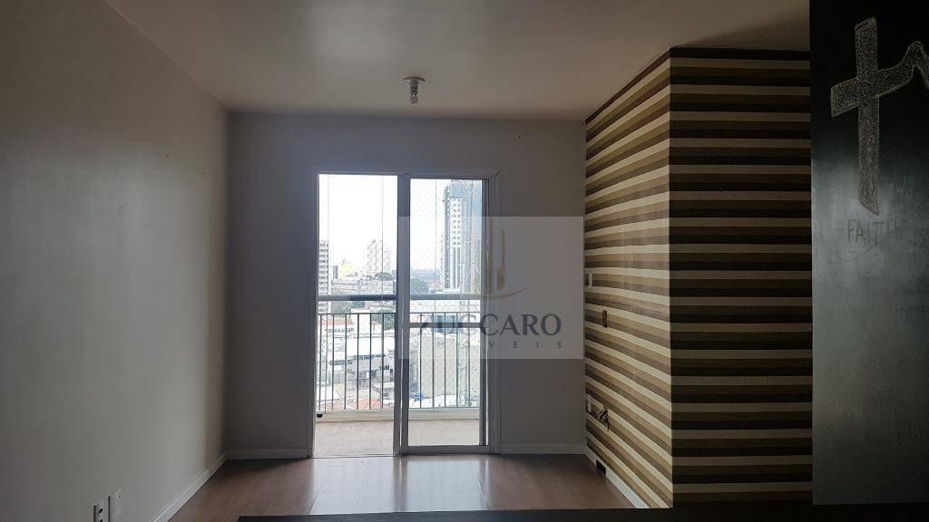 apartamento com 3 dormitórios à venda, 64 m² por r$ 345.000 - gopoúva - guarulhos/sp - ap12693