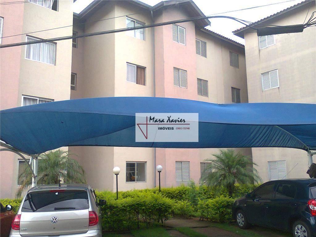 apartamento com 3 dormitórios à venda, 65 m² por r$ 235.000,00 - condomínio sol maior - vinhedo/sp - ap0283