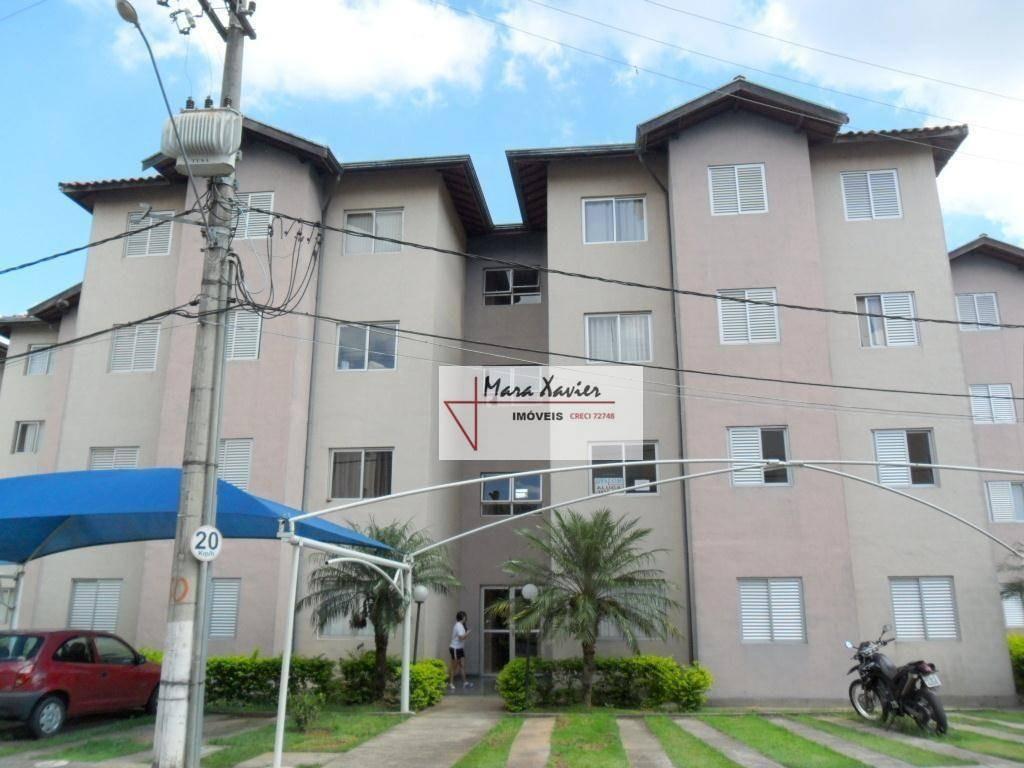 apartamento com 3 dormitórios à venda, 65 m² por r$ 245.000,00 - condomínio sol maior - vinhedo/sp - ap0283
