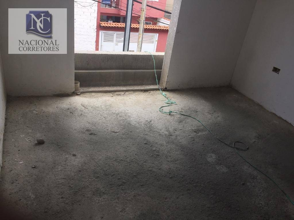 apartamento com 3 dormitórios à venda, 65 m² por r$ 290.000 - jardim santo antônio - santo andré/sp - ap9391