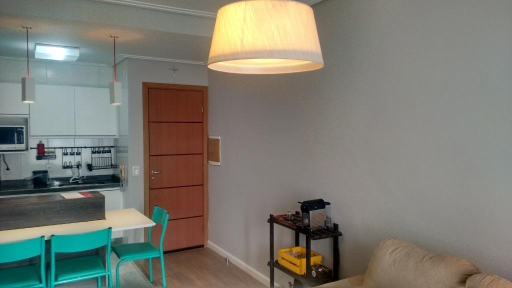 apartamento com 3 dormitórios à venda, 65 m² por r$ 290.000 - parque santa cecília - piracicaba/sp - ap0958