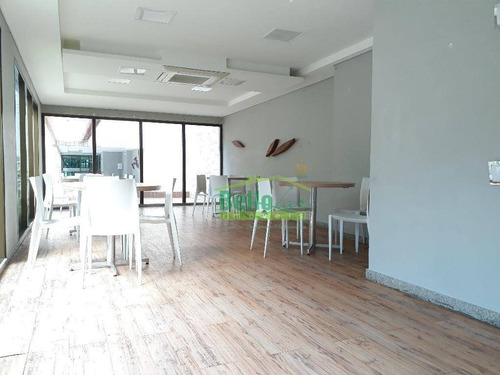 apartamento com 3 dormitórios à venda, 65 m² por r$ 400 - madalena - recife/pe - ap0956