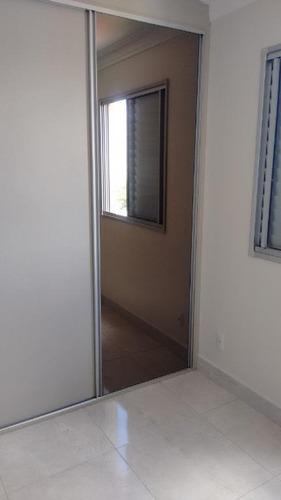 apartamento com 3 dormitórios à venda, 66 m² por r$ 330.000 - vila são ricardo - guarulhos/sp - ap4411