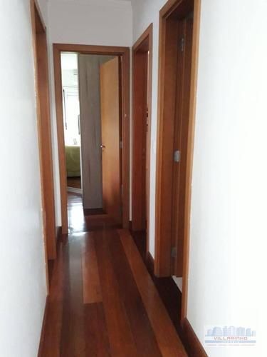 apartamento com 3 dormitórios à venda, 66 m² por r$ 340.000 - cristal - porto alegre/rs - ap1199