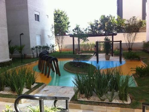 apartamento com 3 dormitórios à venda, 67 m² por r$ 440.000,00 - tatuapé - são paulo/sp - ap18497