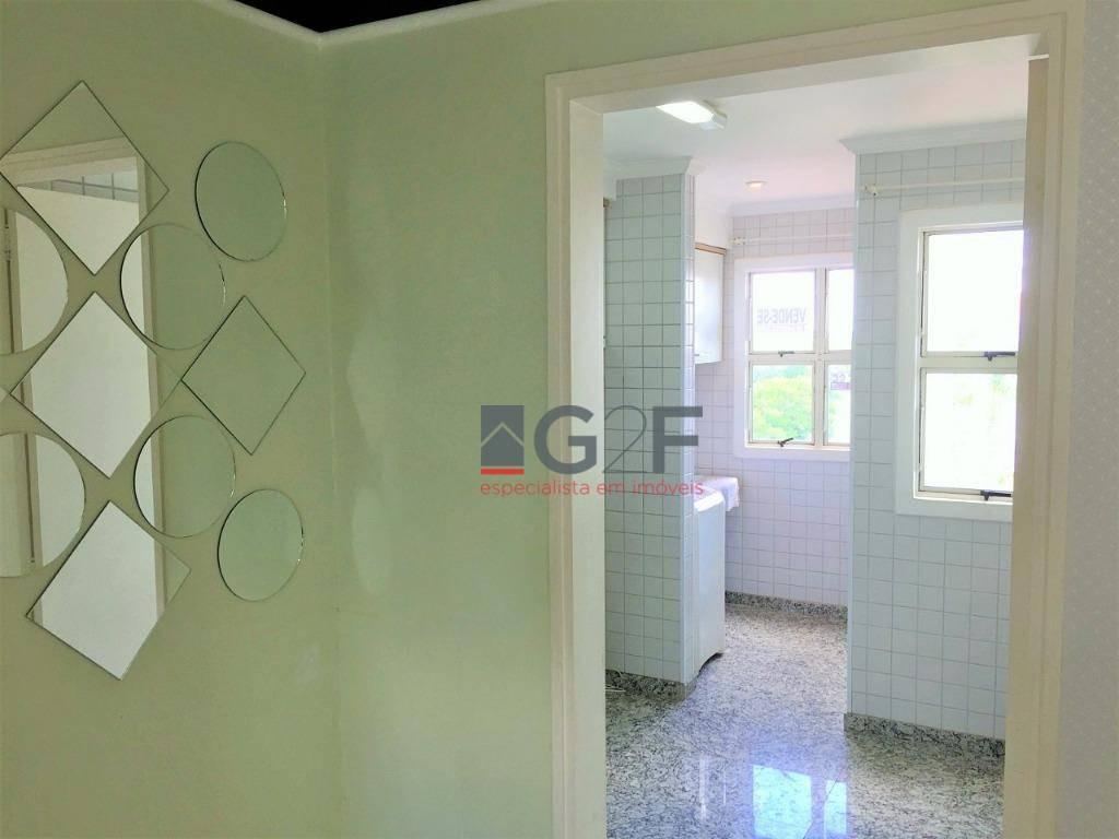 apartamento com 3 dormitórios à venda, 68 m² - parque prado - campinas/sp - ap8021
