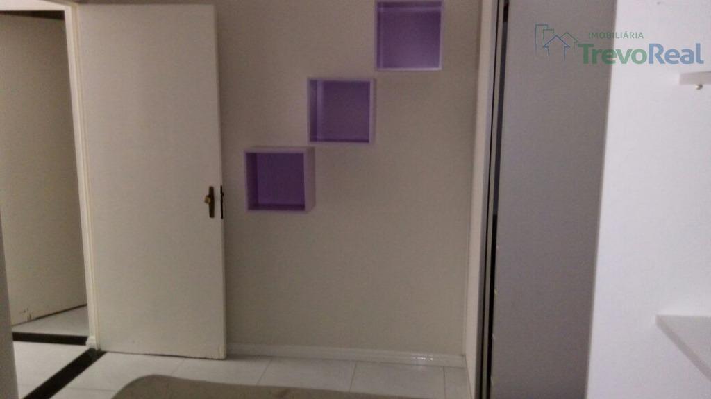 apartamento com 3 dormitórios à venda, 68 m² por r$ 260.000,00 - condomínio morada dos pinheiros - valinhos/sp - ap0713