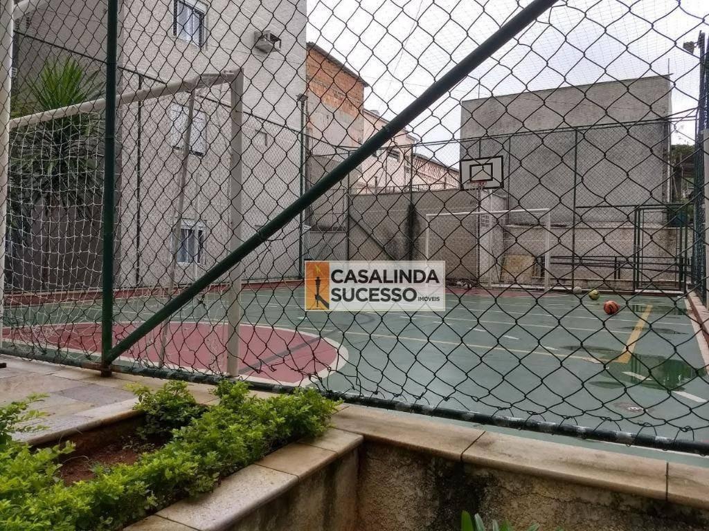 apartamento com 3 dormitórios à venda, 68 m² por r$ 410.000 - vila carrão - são paulo/sp - ap5974