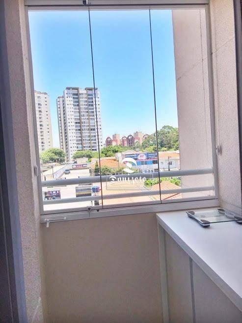 apartamento com 3 dormitórios à venda, 68 m² por r$ 460.000,00 - vila baeta neves - são bernardo do campo/sp - ap12492