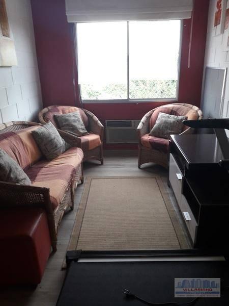 apartamento com 3 dormitórios à venda, 69 m² por r$ 223.000,00 - vila nova - porto alegre/rs - ap1248