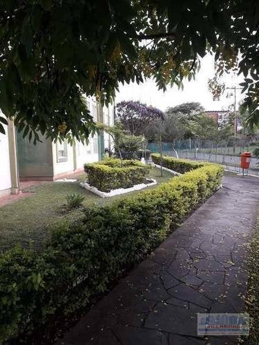 apartamento com 3 dormitórios à venda, 69 m² por r$ 254.400 - vila nova - porto alegre/rs - ap1248