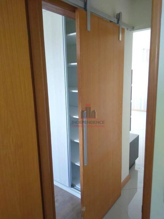 apartamento com 3 dormitórios à venda, 69 m² por r$ 267.000,00 - jardim satélite - são josé dos campos/sp - ap2682