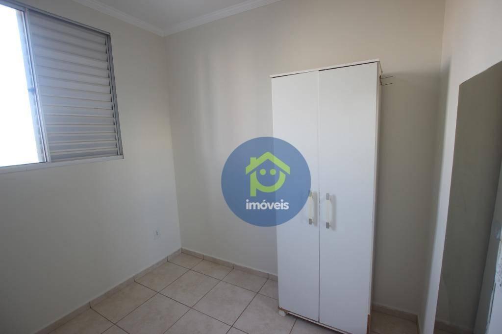 apartamento com 3 dormitórios à venda, 69 m² por r$ 280.000 - higienópolis - são josé do rio preto/sp - ap7397