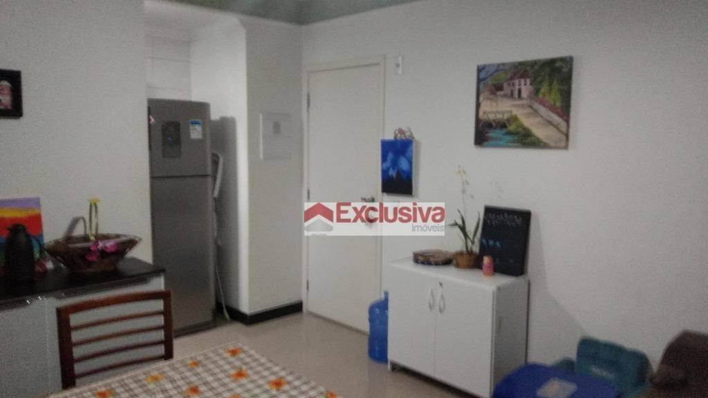 apartamento com 3 dormitórios à venda, 69 m² por r$ 305.000,00 - morumbi - paulínia/sp - ap0608