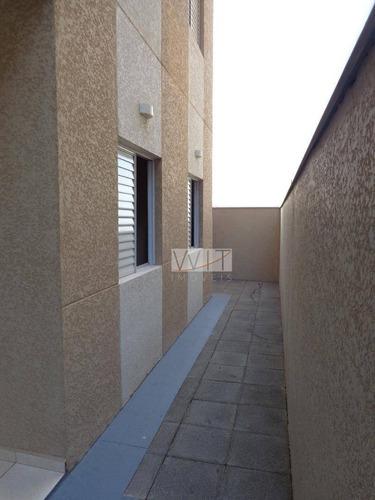 apartamento com 3 dormitórios à venda, 69 m² por r$ 350.000 - ap0974