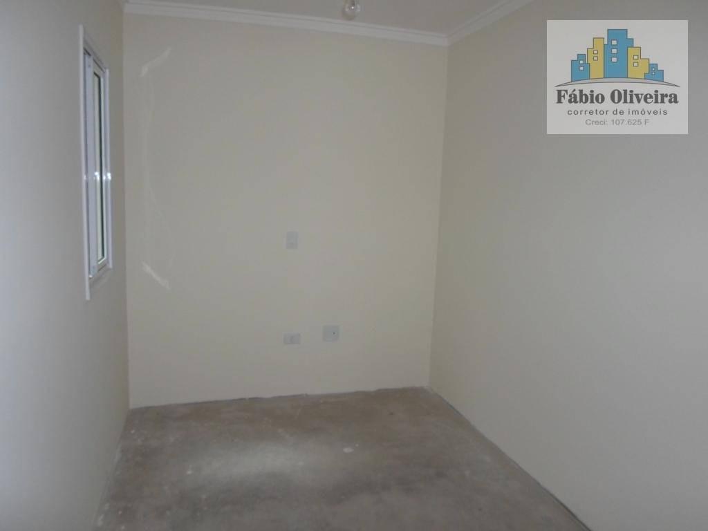 apartamento com 3 dormitórios à venda, 69 m² por r$ 395.000  - vila pires - santo andré/sp - ap1177
