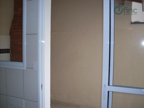 apartamento com 3 dormitórios à venda, 70 m² por r$ 249.000 - jardim europa - sorocaba/sp - ap0520