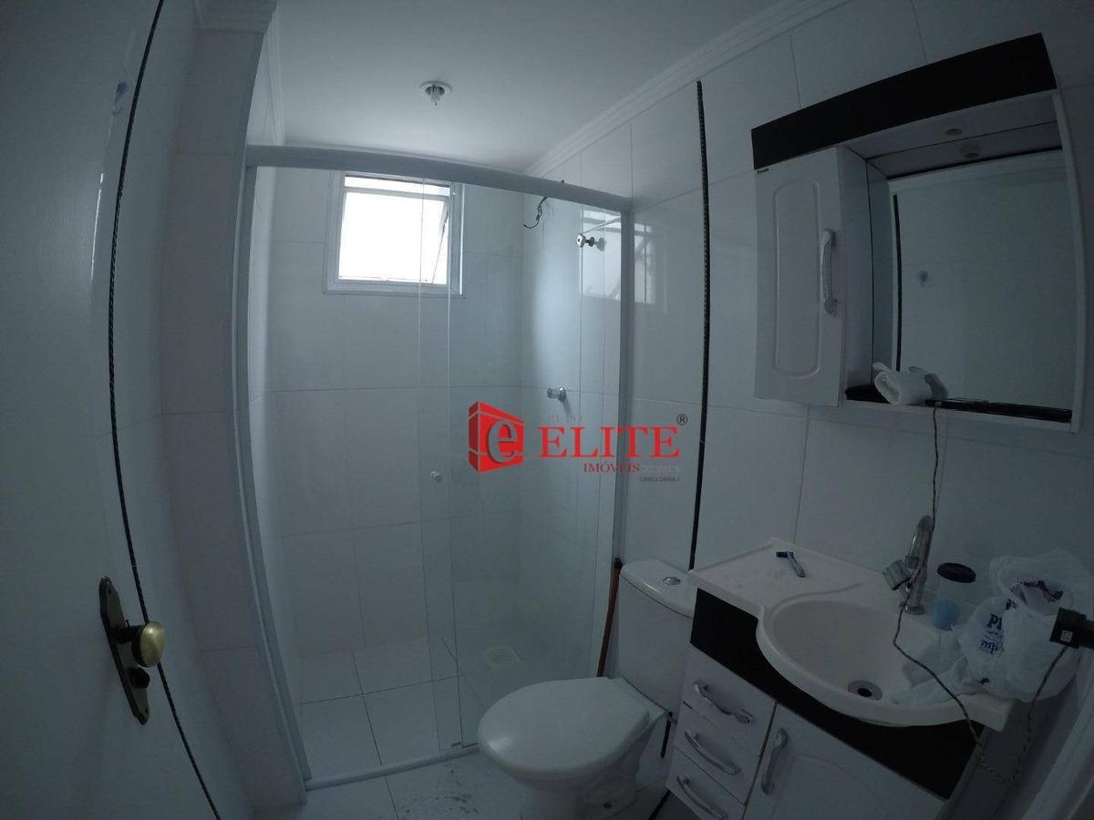 apartamento com 3 dormitórios à venda, 70 m² por r$ 270.000,00 - jardim satélite - são josé dos campos/sp - ap3508