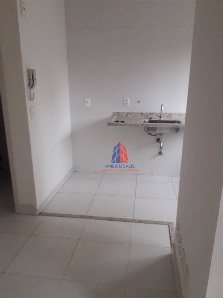 apartamento com 3 dormitórios à venda, 70 m² por r$ 280.000 - edifício golden way - centro - americana/sp - ap0980