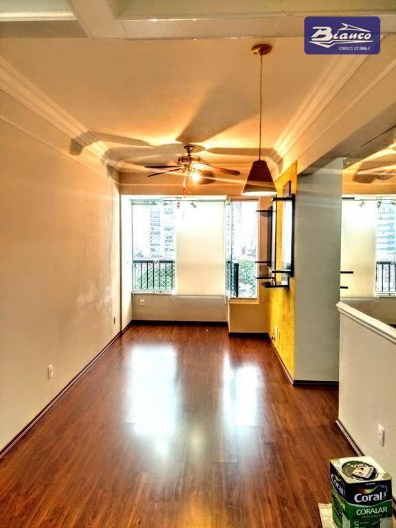 apartamento com 3 dormitórios à venda, 70 m² por r$ 330.000 - macedo - guarulhos/sp - ap3709