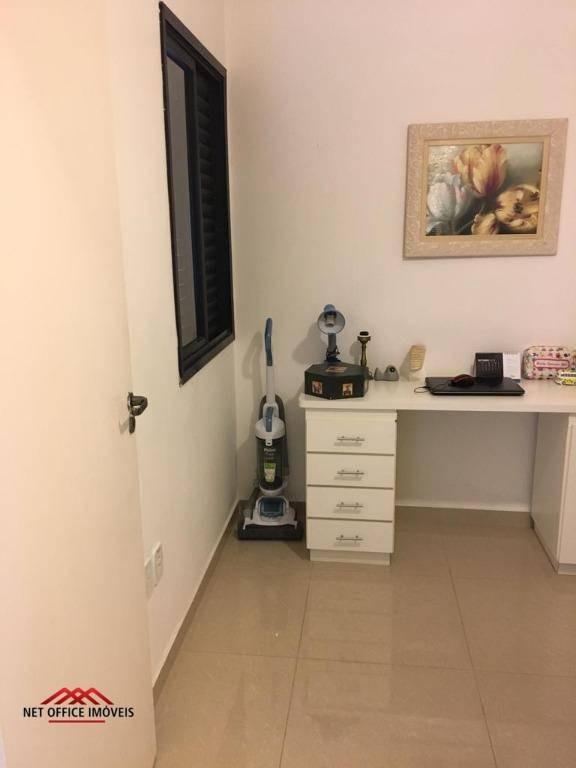 apartamento com 3 dormitórios à venda, 70 m² por r$ 390.000 - jardim américa - são josé dos campos/sp - ap1861