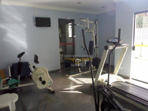 apartamento com 3 dormitórios à venda, 70 m² por r$ 450.000,00 - vila formosa - são paulo/sp - ap2152