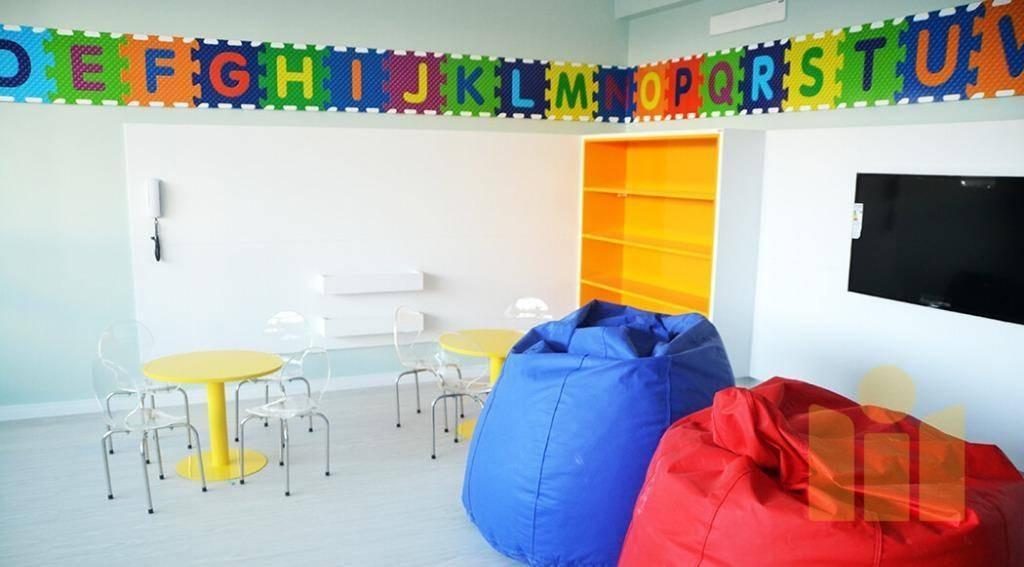 apartamento com 3 dormitórios à venda, 71 m² por r$ 320.000 - gruta de lourdes - maceió/al - ap0432