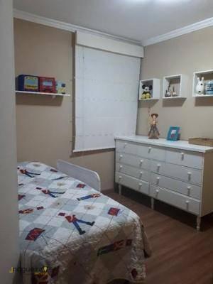 apartamento com 3 dormitórios à venda, 71 m² por r$ 480.000,00 - jardim luanda - são paulo/sp - ap13659