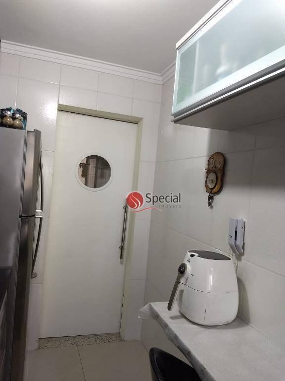 apartamento com 3 dormitórios à venda, 71 m²  - vila carrão - são paulo/sp - ap12635