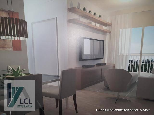 apartamento com 3 dormitórios à venda, 72 m² por r$ 309.000,00 - jardim caner - taboão da serra/sp - ap0033