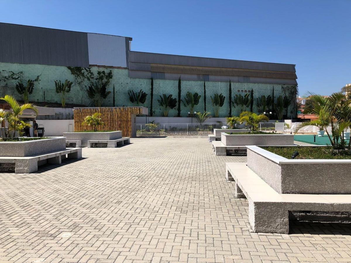 apartamento com 3 dormitórios à venda, 72 m² por r$ 370.000,00 - jardim piratininga - sorocaba/sp - ap5942