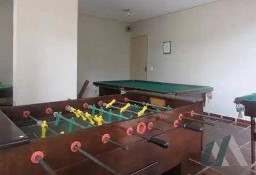 apartamento com 3 dormitórios à venda, 73 m² por r$ 265.000 - jardim simus - sorocaba/sp - ap1744