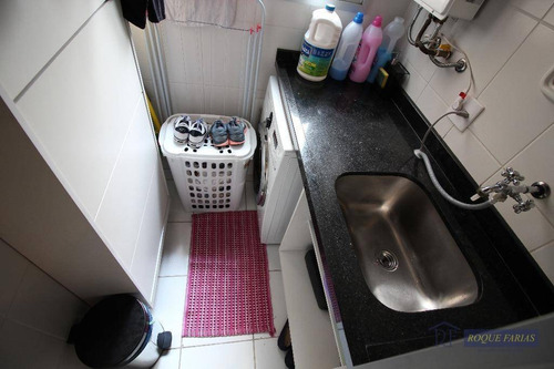 apartamento com 3 dormitórios à venda, 73 m² por r$ 550.000 - jaguaré - são paulo/sp - ap0012