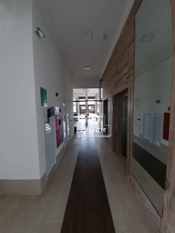 apartamento com 3 dormitórios à venda, 75 m² por r$ 470.000,00 - campestre - santo andré/sp - ap7382