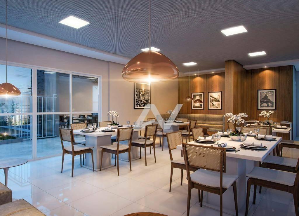 apartamento com 3 dormitórios à venda, 75 m² por r$ 549.595 - taquaral - campinas/sp - ap0701