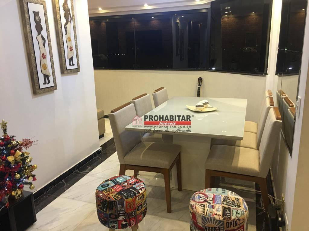 apartamento com 3 dormitórios à venda, 75 m² por r$ 550.000,00 - vila sofia - são paulo/sp - ap2344