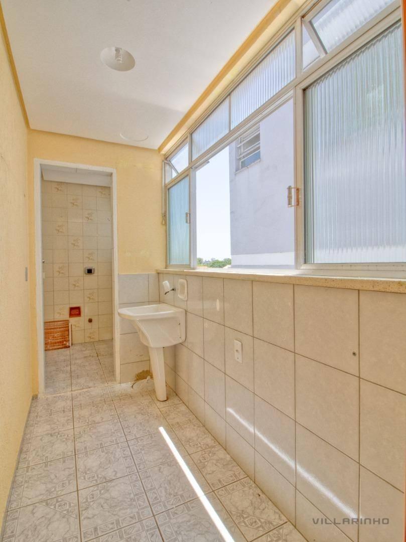 apartamento com 3 dormitórios à venda, 76 m² por r$ 250.375 - vaga escriturada ótima localização -tristeza - porto alegre/rs - ap1517
