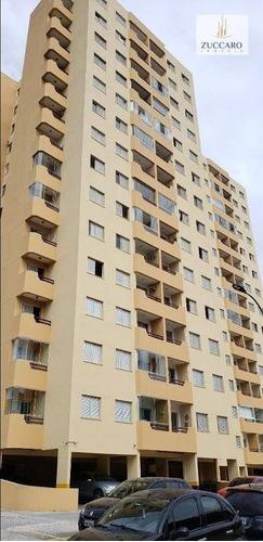 apartamento com 3 dormitórios à venda, 76 m² por r$ 330.000 - cidade brasil - guarulhos/sp - ap13010