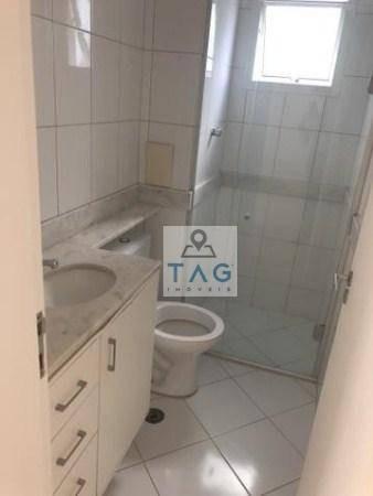 apartamento com 3 dormitórios à venda, 76 m² por r$ 425.000,00 - loteamento center santa genebra - campinas/sp - ap0352