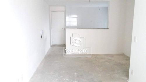 apartamento com 3 dormitórios à venda, 76 m² por r$ 462.000 - vila floresta - santo andré/sp - ap11304