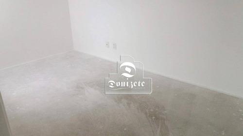 apartamento com 3 dormitórios à venda, 76 m² por r$ 462.000 - vila floresta - santo andré/sp - ap11314